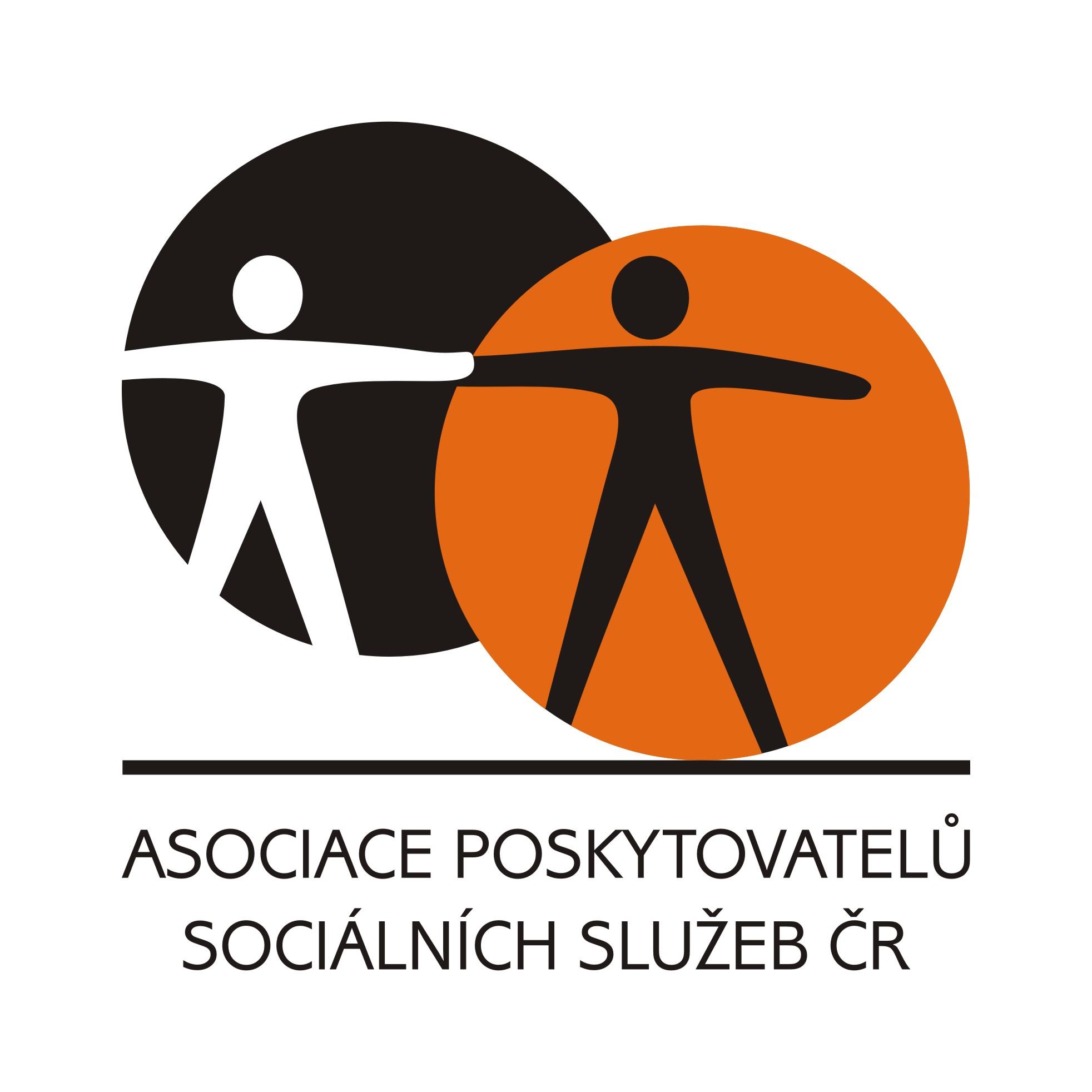 Image result for logo asociace poskytovatelů sociálních služeb